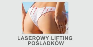 Laserowy lifting pośladków