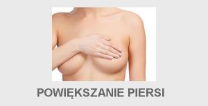 Powiększanie piersi