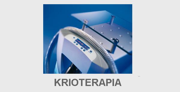 Krioterapia