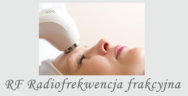 Radiofrekwencja frakcyjna mikroigłowa